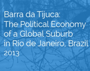 Article by Lawrence Herzog | Barra de Tijuca