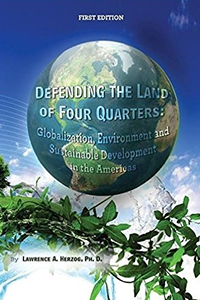 Defending the Land of Four Quarters by Lawrence Herzog : book cover