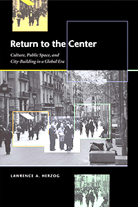 Return to the Center by Lawrence Herzog: book cover