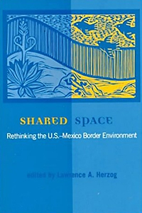 Shared Space by Lawrence Herzog : book cover
